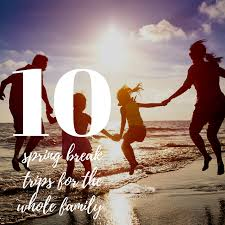 10 trips for the whole active family tapgenes