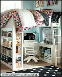 bedroom full size loft bed with desk also shelves with futon chair and underneath plans queen size loft bed with desk plans