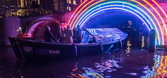 amsterdam light festival boat tour amsterdam light festival cruise tours tickets