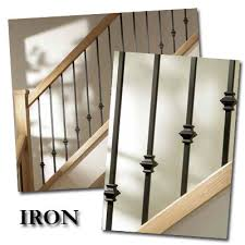 iron contemporary stair balusters stylish modern stair balustrade