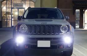 jeep light blue amazon com ijdmtoy 2 6500k white led daytime running light