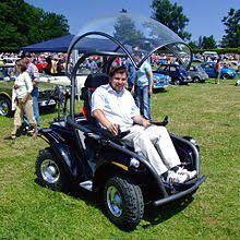 Power Chair With Tracks Motorized Wheelchair Wikipedia