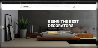 Websites For Interior Designers 20 Best Interior Design Wordpress Themes 2017 Colorlib