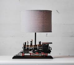 Pottery Barn Lamos Express Train Lamp Pottery Barn Kids