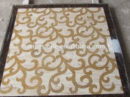 36 square home marble floor inlay work design tile floor inlays