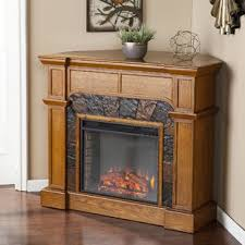 Electric Corner Fireplace Small Corner Fireplace Wayfair