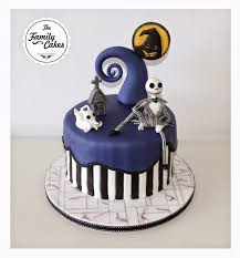 tiered halloween cakes the nightmare before christmas cake cakes by tfc pinterest