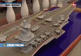 russia claims it u0027s developing massive aircraft carrier business