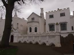 strawberry hill the eccentric house that inspired the gothic