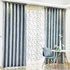 Green Living Room Curtains by Lime Green Polyester Jacquard Contemporary Curtains For Living Room