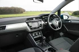 volkswagen pickup interior 2016 volkswagen touran review