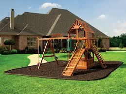 breathtaking backyard play area wli inc