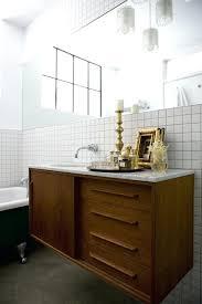 Mid Century Modern Bathroom Vanity Mid Century Bathroom Vanity Tempus Bolognaprozess Fuer Az