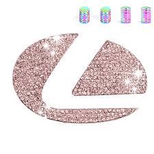 lexus glitter emblem amazon com dsycar