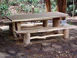 rustic picnic table binfile org