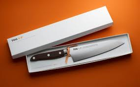 furniture home oriental cooking knife 7 in with air pockets