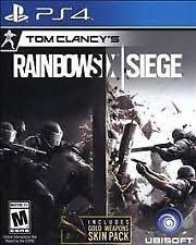 siege sony platform sony playstation 4 name tom clancy s rainbow six