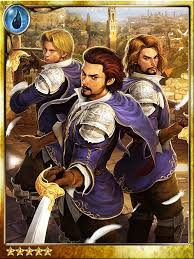 tout assembled musketeers legend cryptids wiki