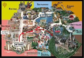 map usj 23 13 usj harry potter world insider hacks to make your trip to