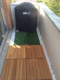 our balcony diy decking and artificial turf thanks freedom and