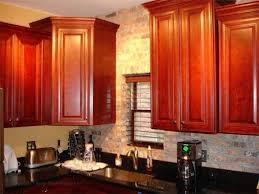 veneer kitchen backsplash best of brick veneer kitchen backsplash home design interior