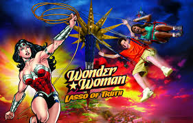 Six Flags America Map by Six Flags America Announces New Wonder Woman Lasso Of Truth To