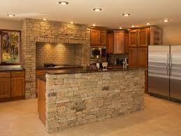 island in kitchen 20 beautiful brick and kitchen island designs