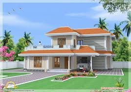 Two Floor House Plans In Kerala Small Two Story Indian House Plans