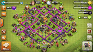 big clash of clans base new clash of clans tips and tricks unlimited coins and elixir