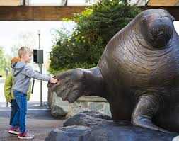 Zoo Lights Pt Defiance by Point Defiance Walrus E T Immortalized