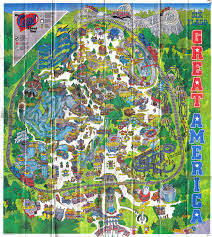6 Flags Map The Crazy World Of Honey Bunny Something For My Old Fans Wanna