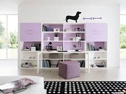 librerie camerette per cameretta con scrivania integrata almond
