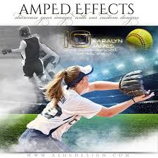 softball photo collages kailey boone personalized sports