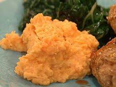 smashed sweet potatoes with honey rachael show weekdays at