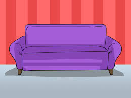 youtube sofa king 3 ways to cover a sofa wikihow
