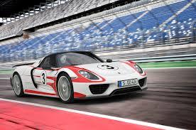 new record porsche 918 spyder laps nurburgring in 6 57 w video