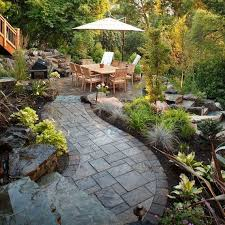 Backyard Landscaping Idea 755 Best Backyard Landscape Design Images On Pinterest Backyard