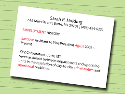 Building A Professional Resume How To Prepare My Resume For A Job Resume For Your Job Application