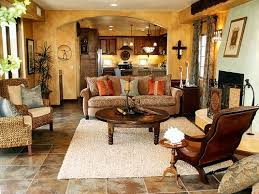 southwestern style home decor living room new living room in spanish home decoration ideas
