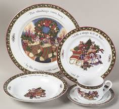 christmas china patterns christmas story by international vintage items