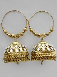 jhumka earring big jhumka earring