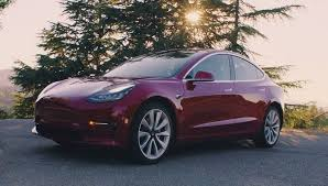 tesla model 3 deliveries commence in the us a look at the