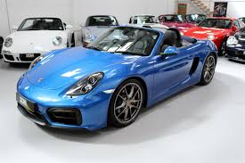 porsche boxster 2015 price used 2015 porsche boxster 981 12 16 for sale in kings langley