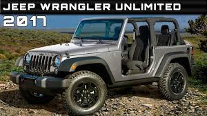 price for jeep wrangler 2017 jeep wrangler unlimited review rendered price specs release