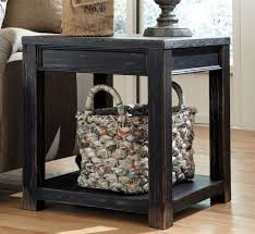 dark wood accent tables end tables black end tables shaped high diy decor dark wood