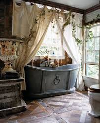 a vintage bathroom decor will be perfect for you all home