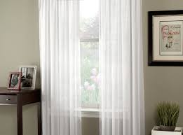 curtains stunning voile sheer curtains curtain styles likable