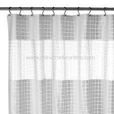 Transparent Shower Curtains Wholesale H2o White Eva Vinyl Shower Curtain Buy Discount H2o