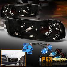 2001 dodge ram 2500 headlight assembly dodge ram sport headlights ebay
