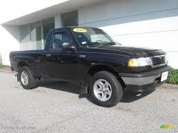 mazda truck 2000 black mazda b series truck b2500 se regular cab 17503759